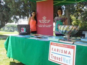 karisma golf trophy